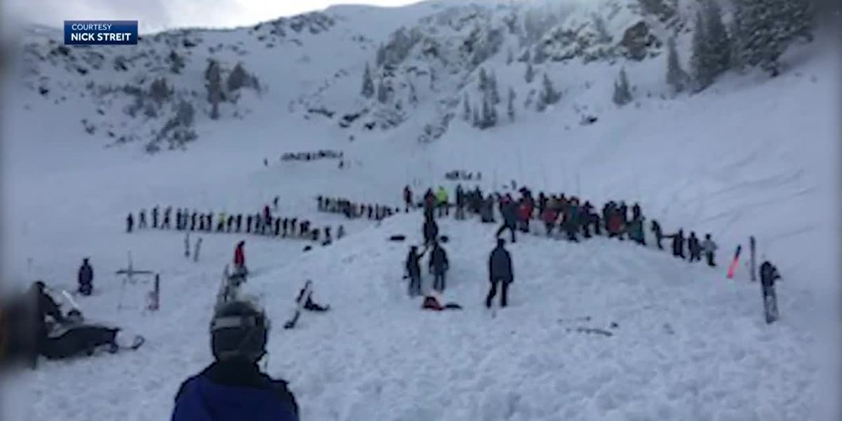 2 skiers rescued after avalanche at NM resort