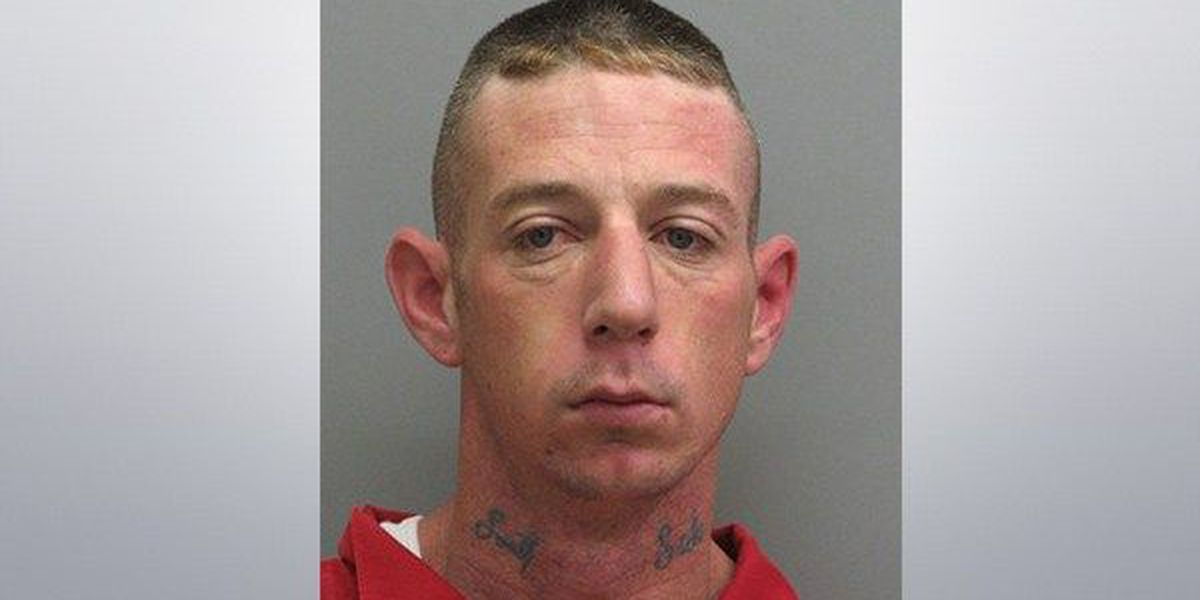 Police: Convicted felon found with illegal drugs, firearms