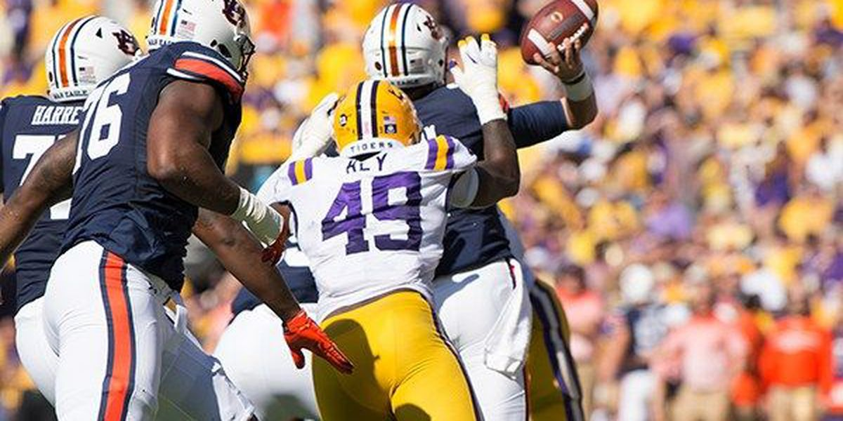 Arden Key says he has visit planned with Saints, ready to do everything at LSU Pro Day