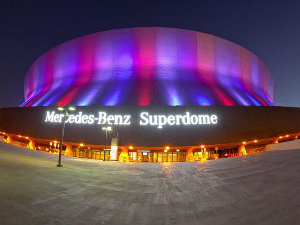 First phase of Superdome renovations approved by commission