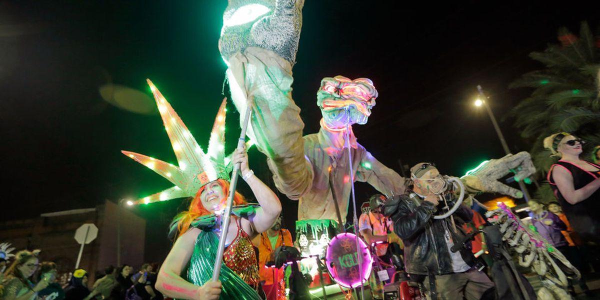 Krewe of Chewbacchus to kick off parade season Saturday night