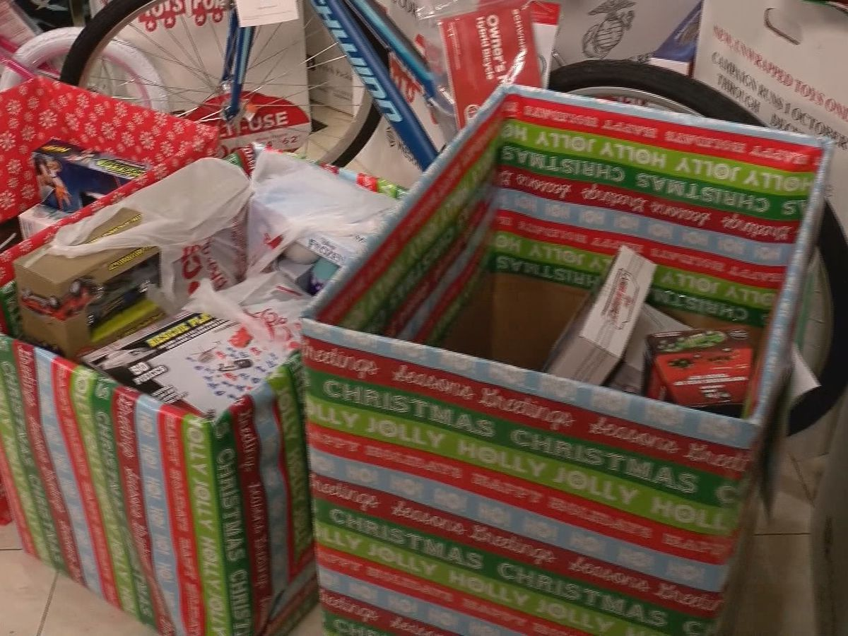 Adopt an angel and donate toys during 'Toys for Tots' drive
