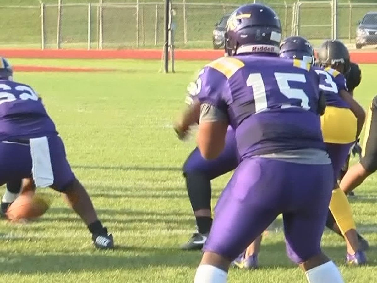 SPORTSLINE SUMMER CAMP: Amite Warriors