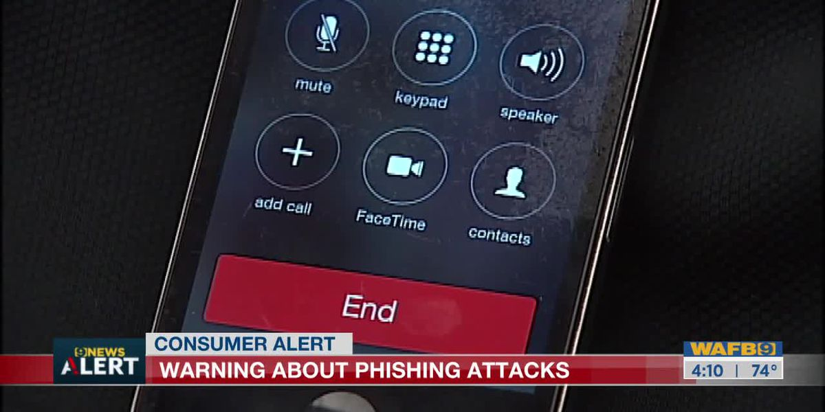 'Click with Caution': La. AG Jeff Landry issues warning about phishing attacks