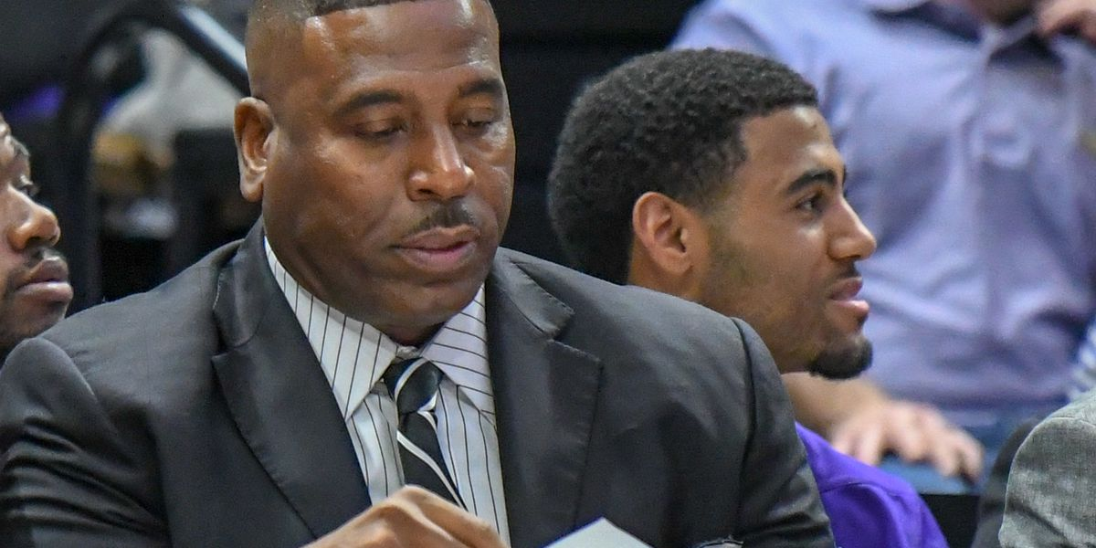 Tony Benford named LSU basketball interim head coach