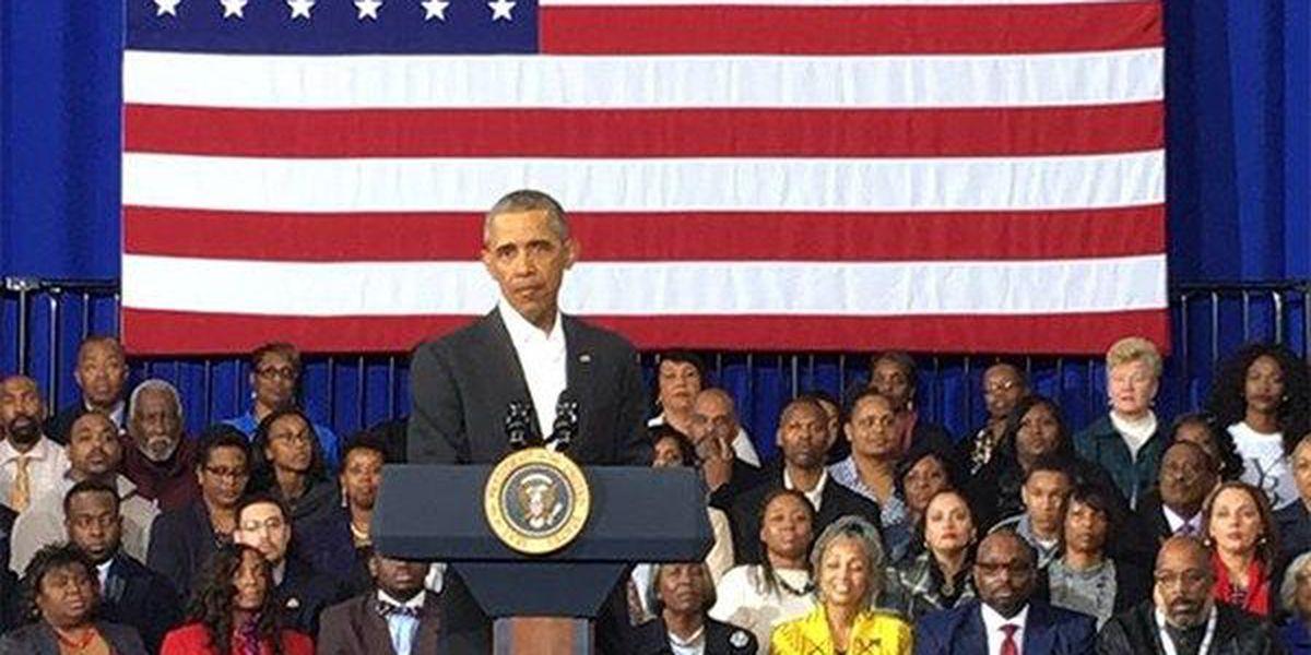President Obama cuts short drug sentences of two Gonzales men
