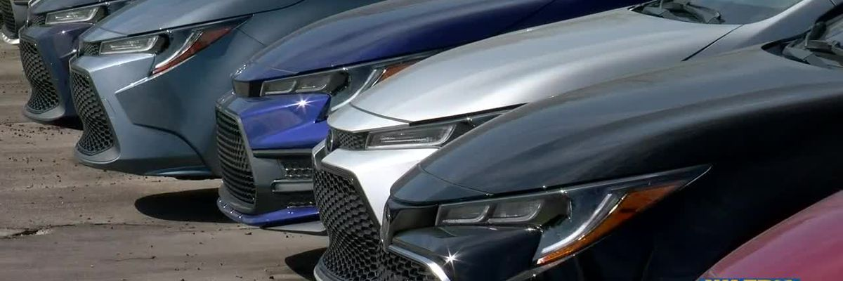Pandemic hasn't slowed down car sales in Louisiana, economists say