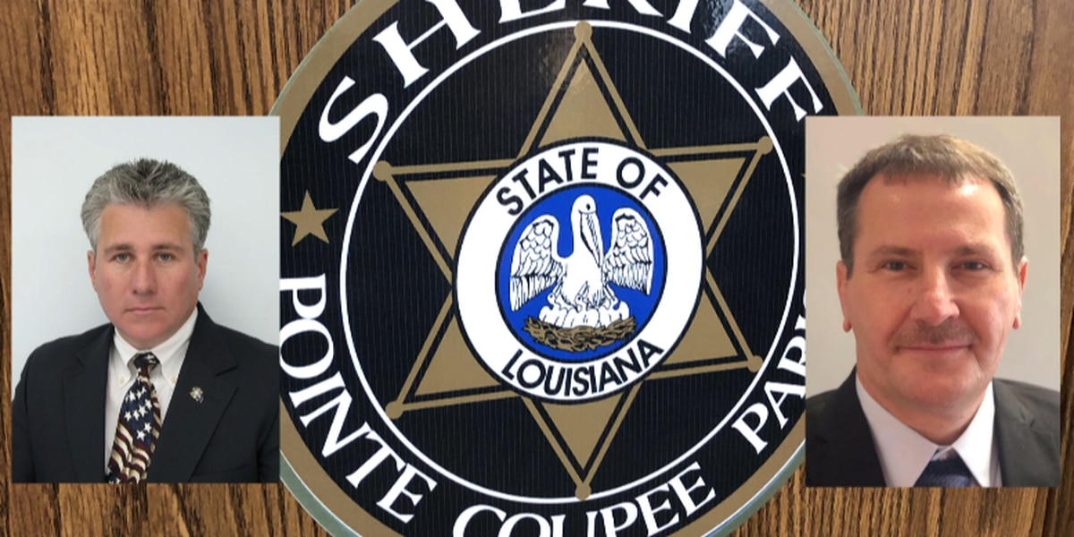 Long time sheriff in Pointe Coupee Parish facing a familiar challenger on Election Day