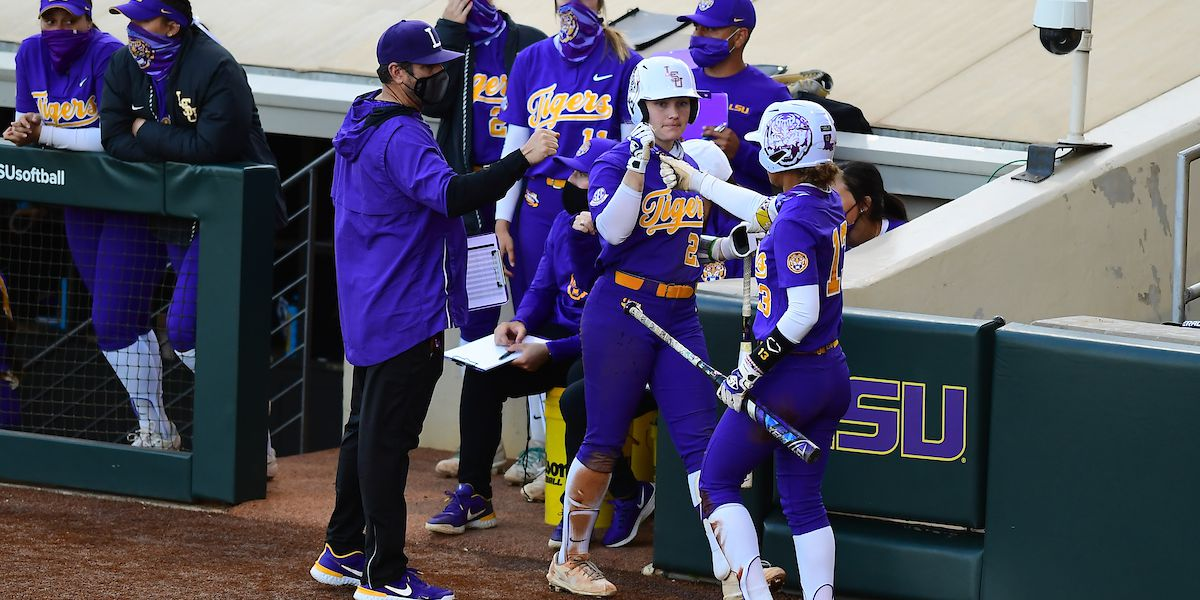 Home run from Pleasants lifts LSU as they take series over Ole Miss