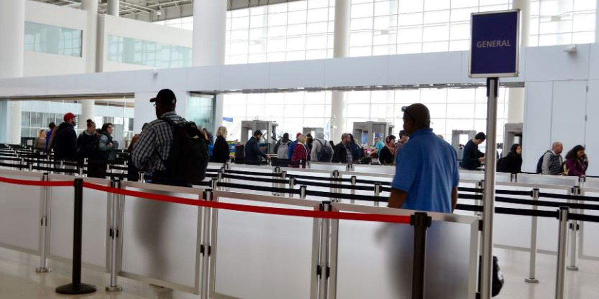 Winter weather impacting flights to and from Louis Armstrong International Airport