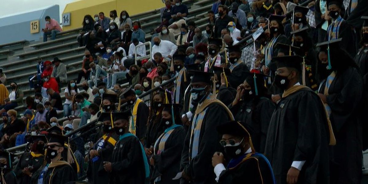 Southern University graduates push through pandemic, ready for real world in 2021