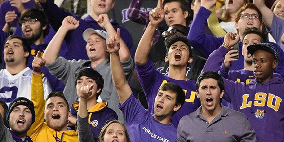 Study: Homeowners can make big money renting their homes on LSU game day