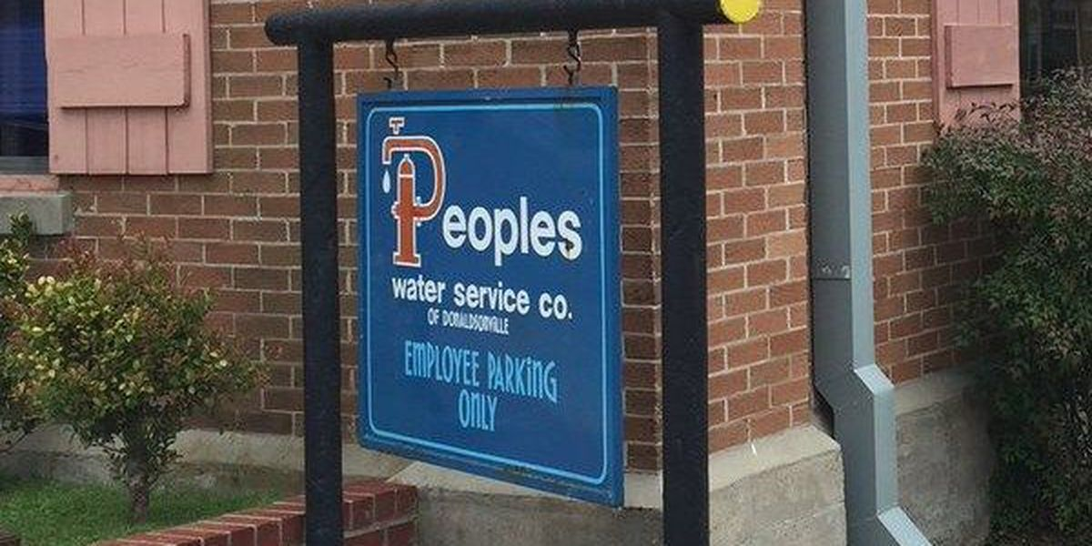 DHH continues to advise Donaldsonville residents to not drink water after on-site visit
