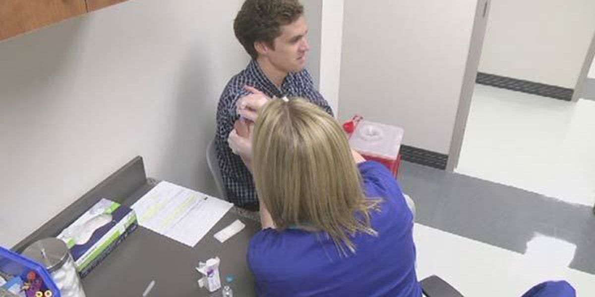 Holden urges residents to get flu shots