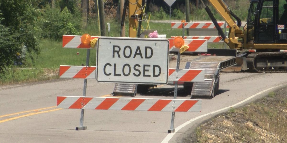 Drivers inconvenienced after Greenwell Springs Road knocked out by flood water