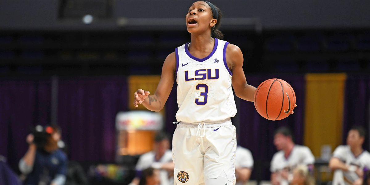 LSU's Khayla Pointer named SEC Player of the Week