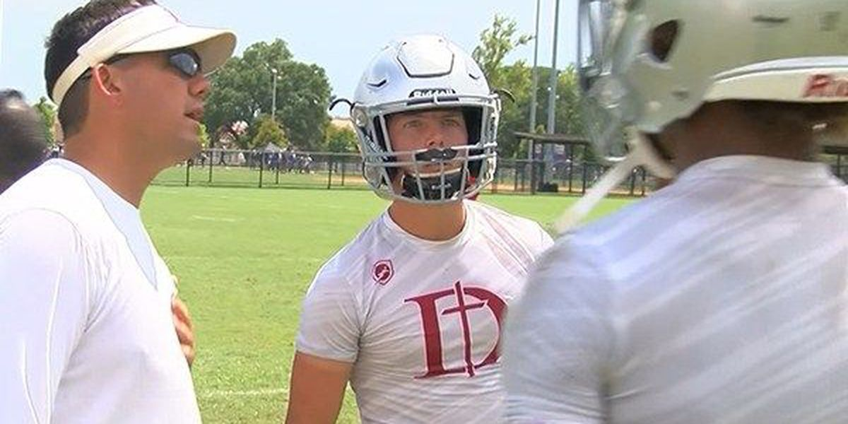 Sportsline Summer Camp: Dunham Tigers