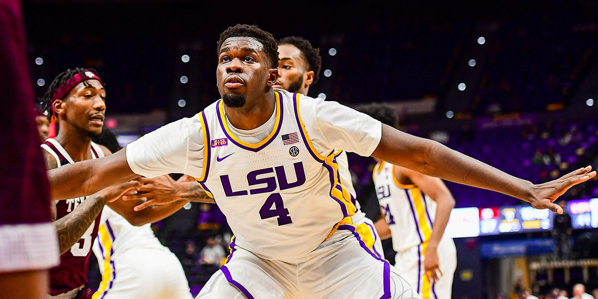LSU F Darius Days proves he can contribute in several different ways