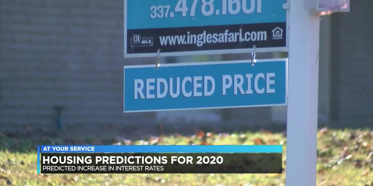 2020 Predicted increases in real estate for SWLA