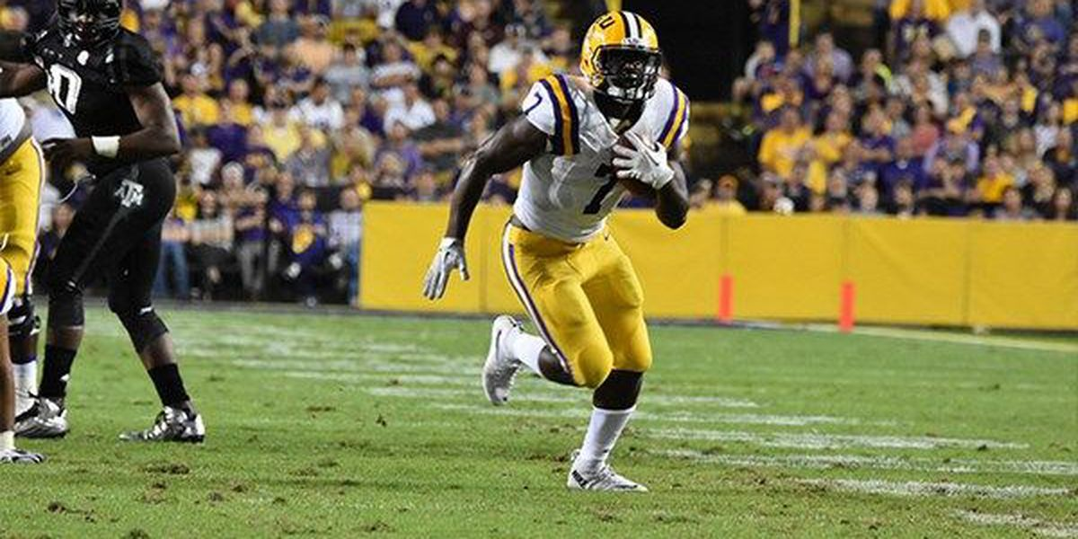 LSU comes back to beat Texas A&M, 19-7