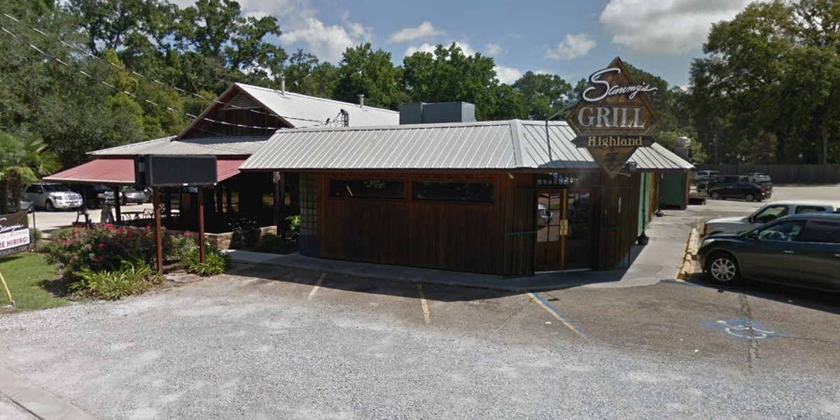 Alcohol sales suspended at two Sammy's Grill locations