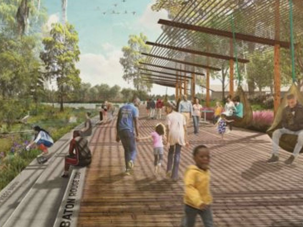 BREC leaders unanimously give go ahead for masterplan to renovate zoo, Greenwood Park