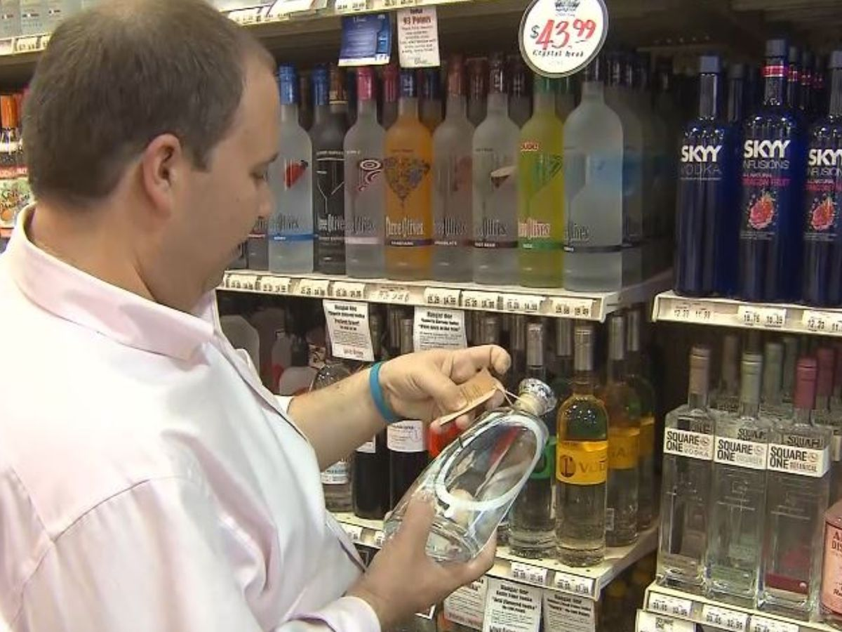 Booze buying surges in US during coronavirus outbreak