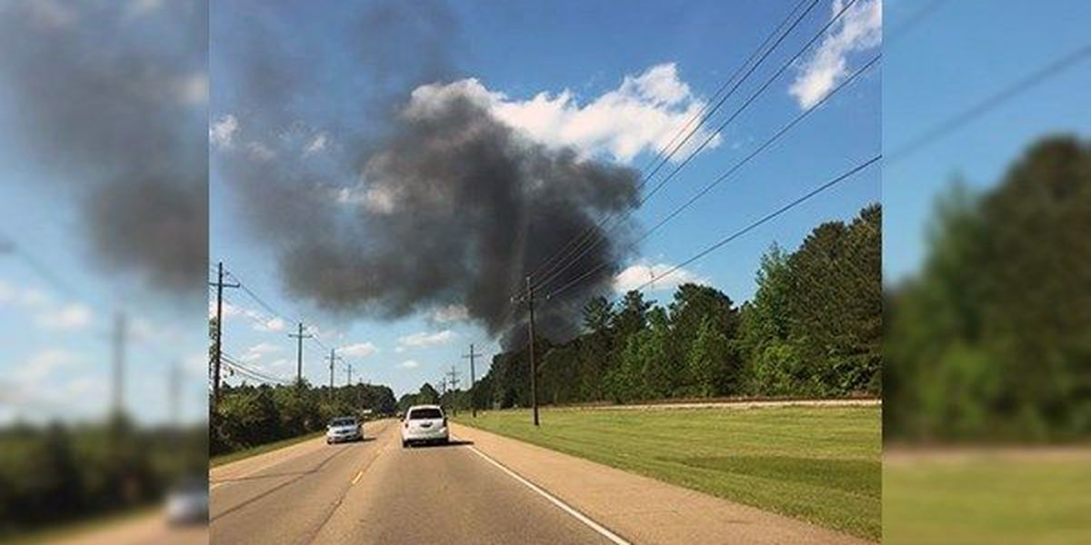 Major power outage caused by transformer fire at Entergy substation