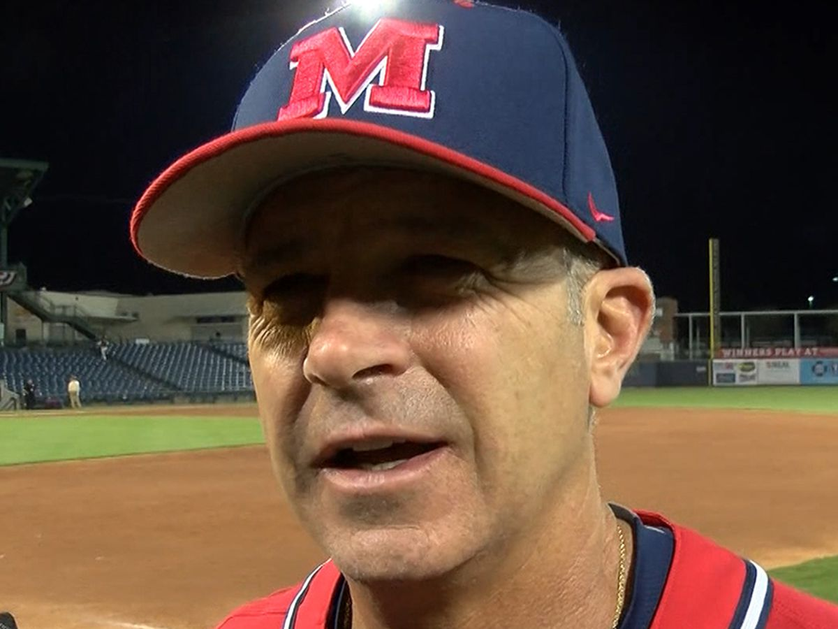 Ole Miss baseball head coach Mike Bianco named National Coach of the Year
