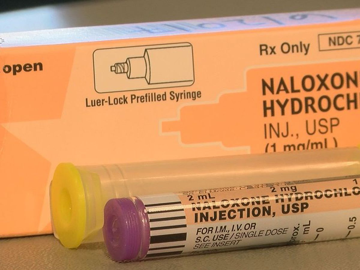 FDA approves first generic nasal spray to treat opioid overdose