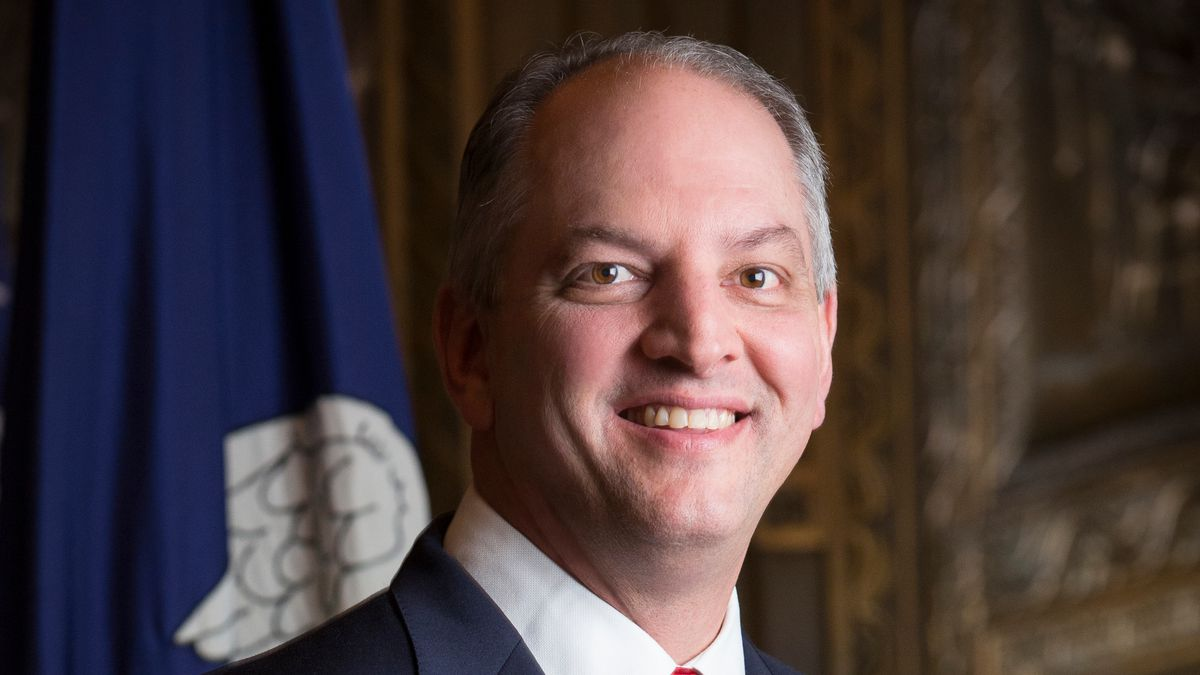Gov. Edwards urges public to stay alert for Tropical Storm Gordon