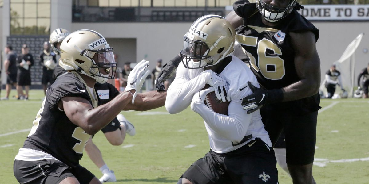 Kamara and Murray primed to become a lethal 1-2 punch in Saints' backfield