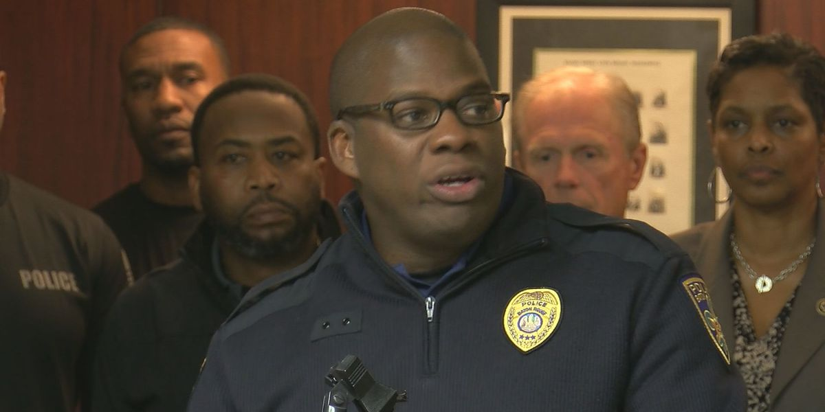 BPRD Chief Paul does not believe four homicides over the weekend were connected