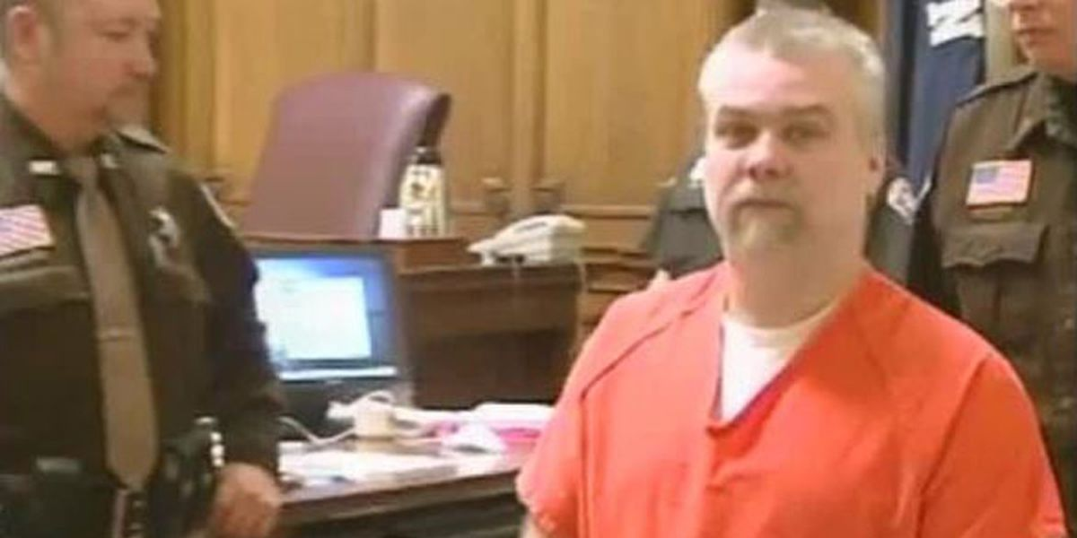 Appeal filed for 'Making a Murderer' figure Steven Avery