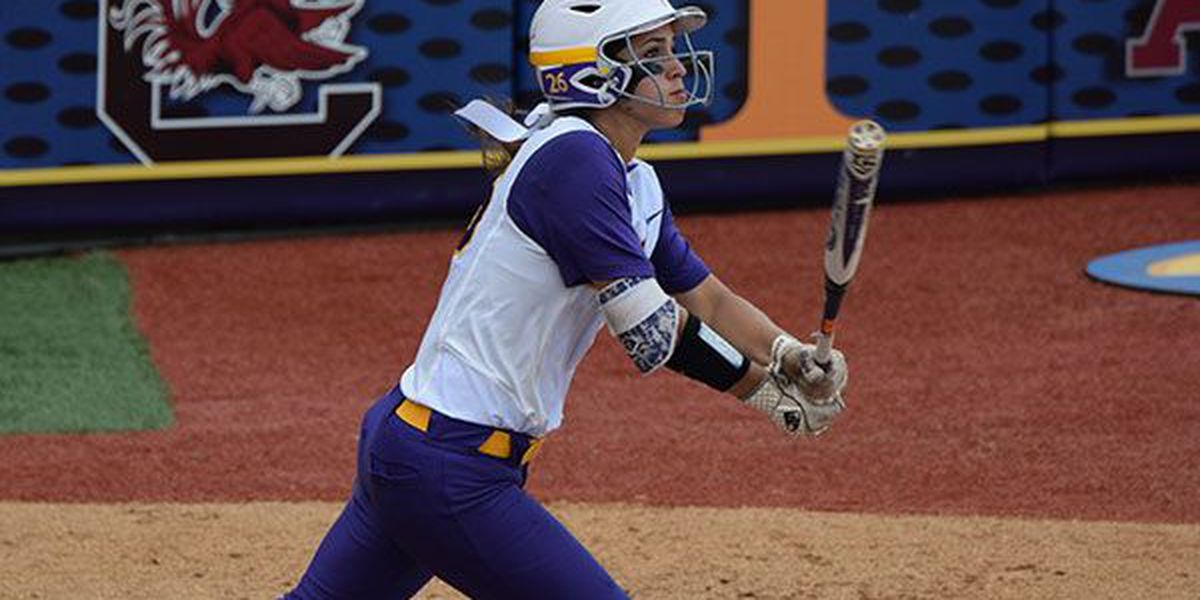 LSU softball advances to semis of SEC Tourney with 6-2 win over Tennessee