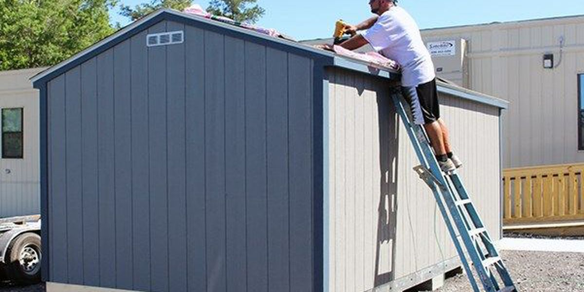 Southside Elementary wins Tuff Shed giveaway