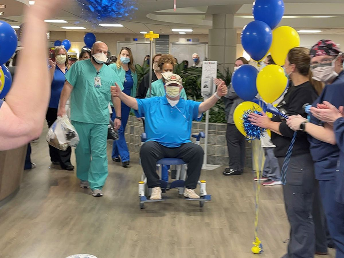 Ochsner Baton Rouge celebrates 10,000th COVID-19 recovery