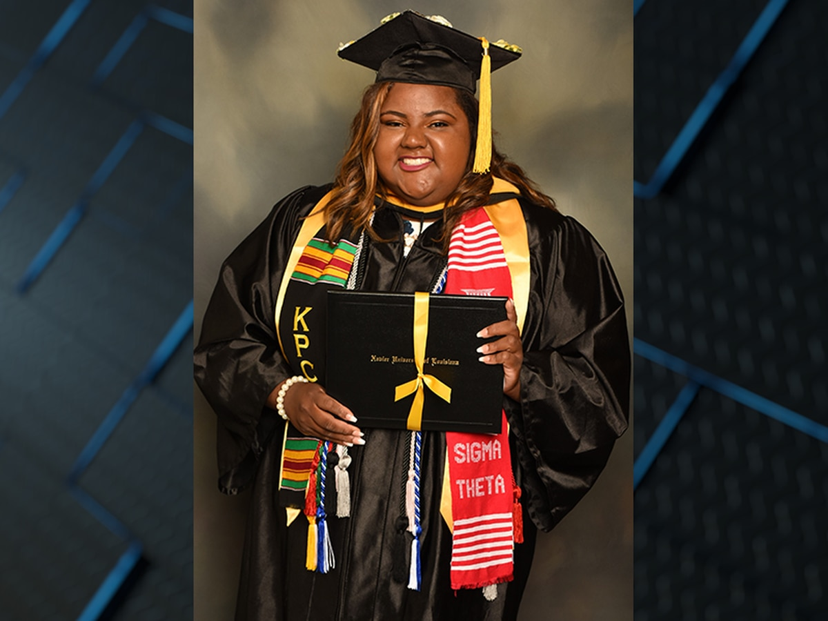 Xavier University of Louisiana graduate honored with scholarship for medical school