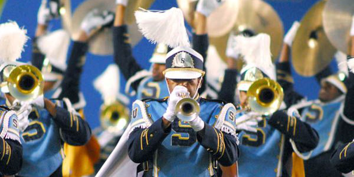 Southern University's Human Jukebox Marching Band invited to 2020 Rose Parade