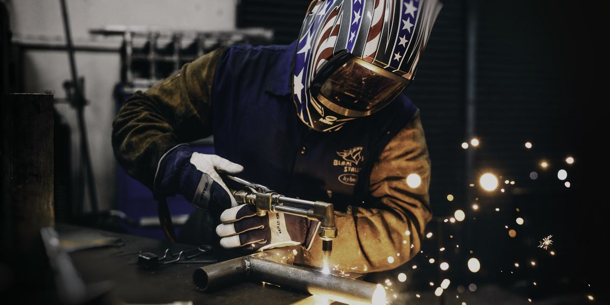 Tuition-free program for aspiring welders, pipe fitters and