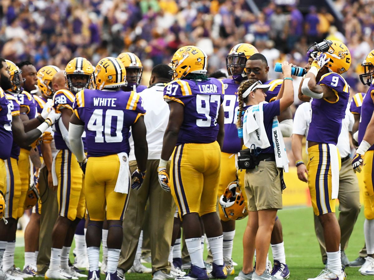 LSU defense prepares for Ole Miss and NWO in Gold Game