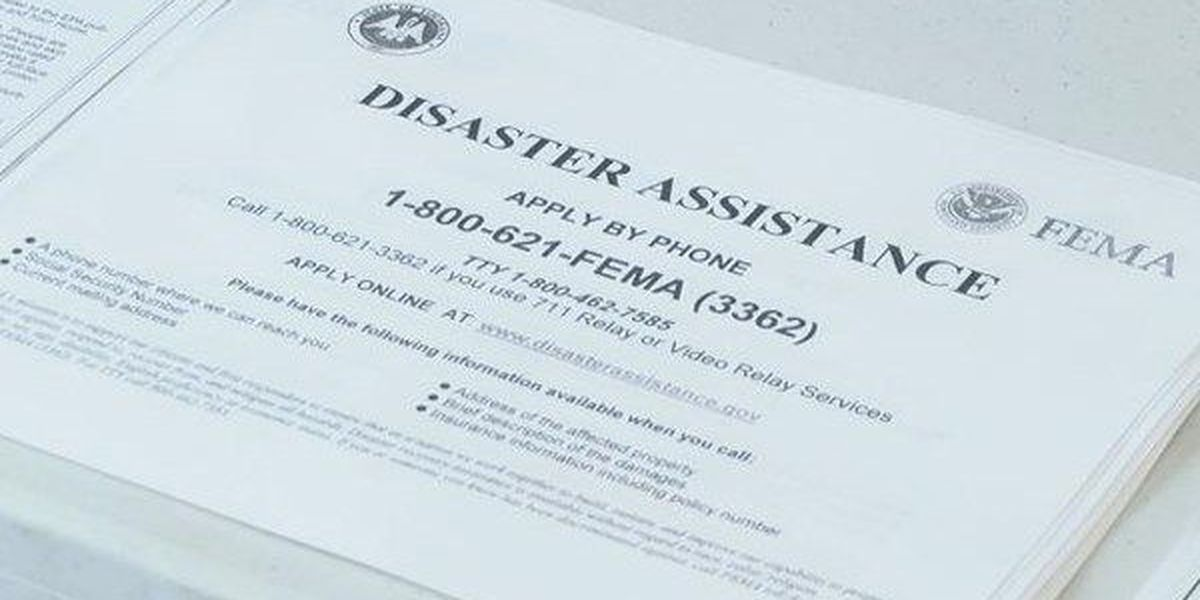 Final chance for flood victims to register for FEMA aid, SBA loans