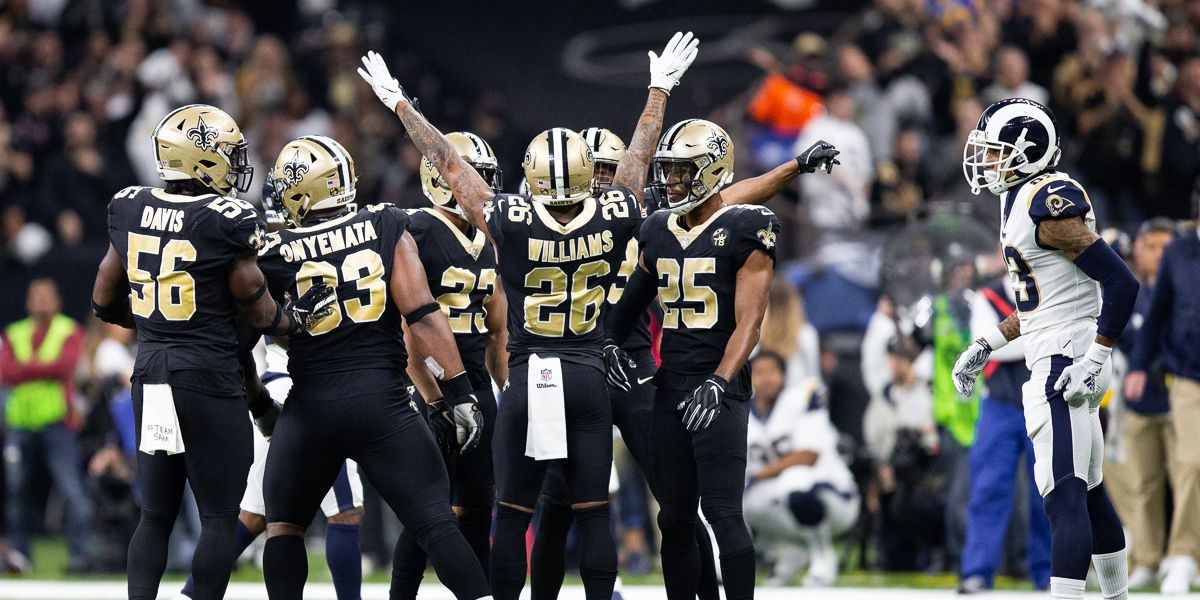 Game Updates: Saints and Rams tied up at the end of regulation
