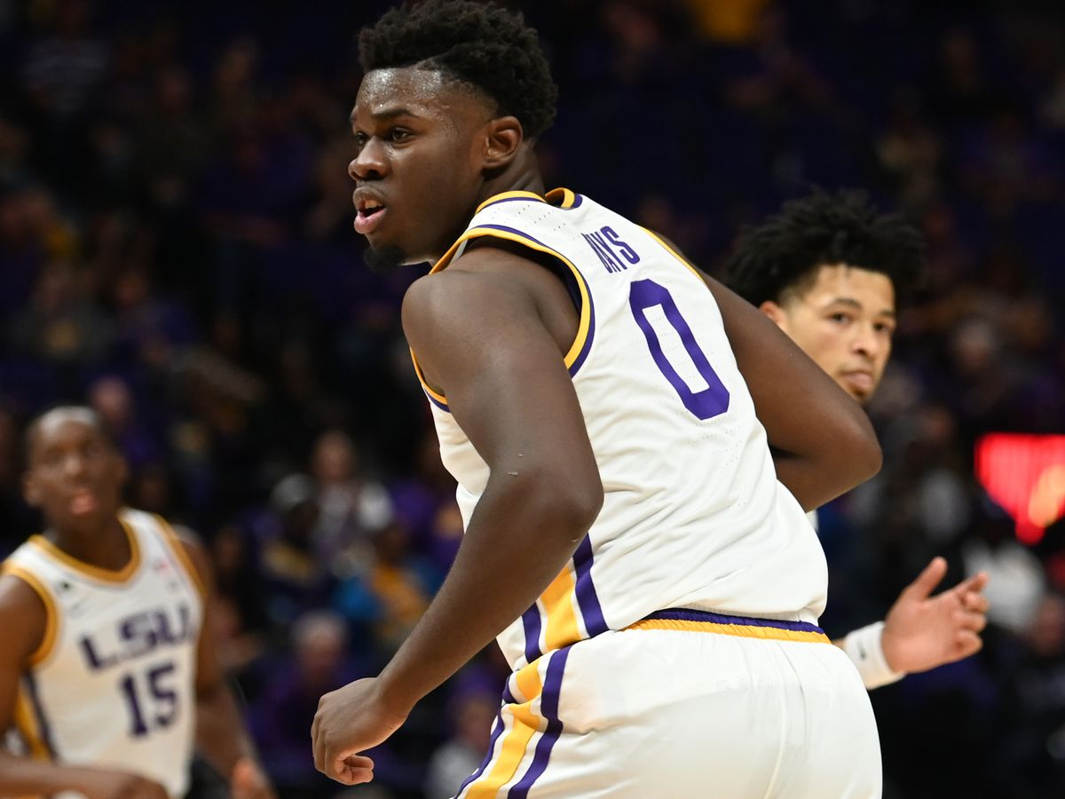 Days, Williams lead LSU past Nicholls State 75-65