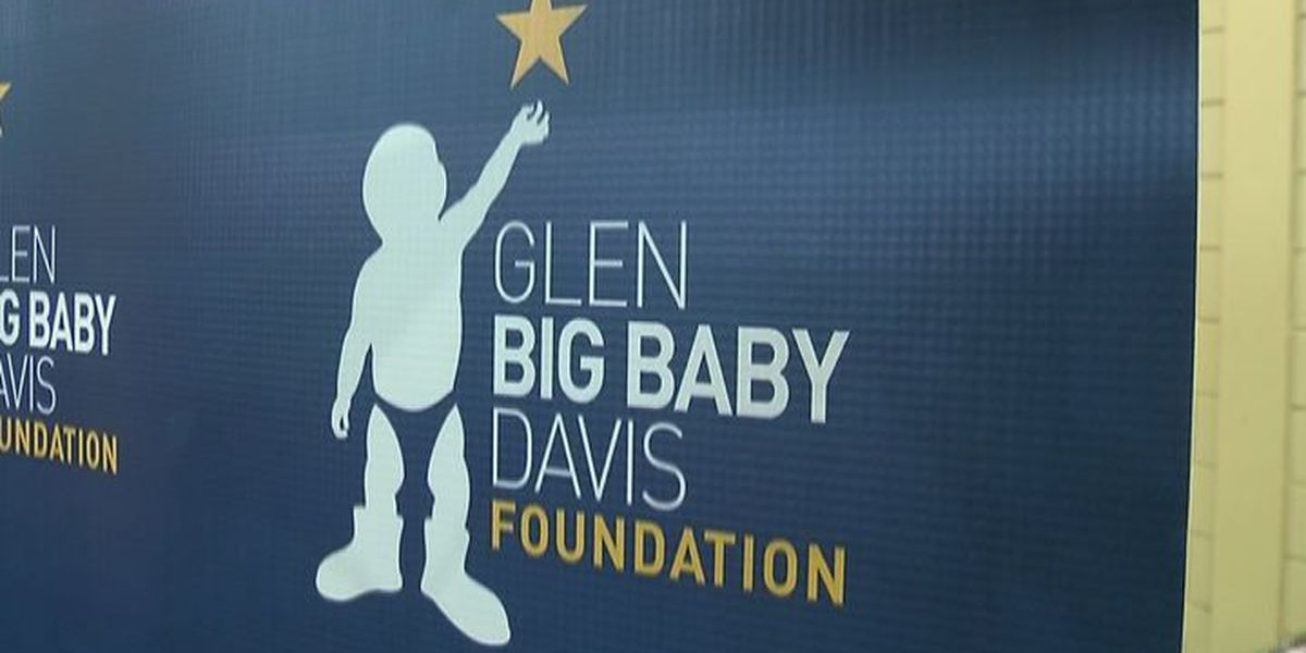 Local celebrity's foundation gives back to the community