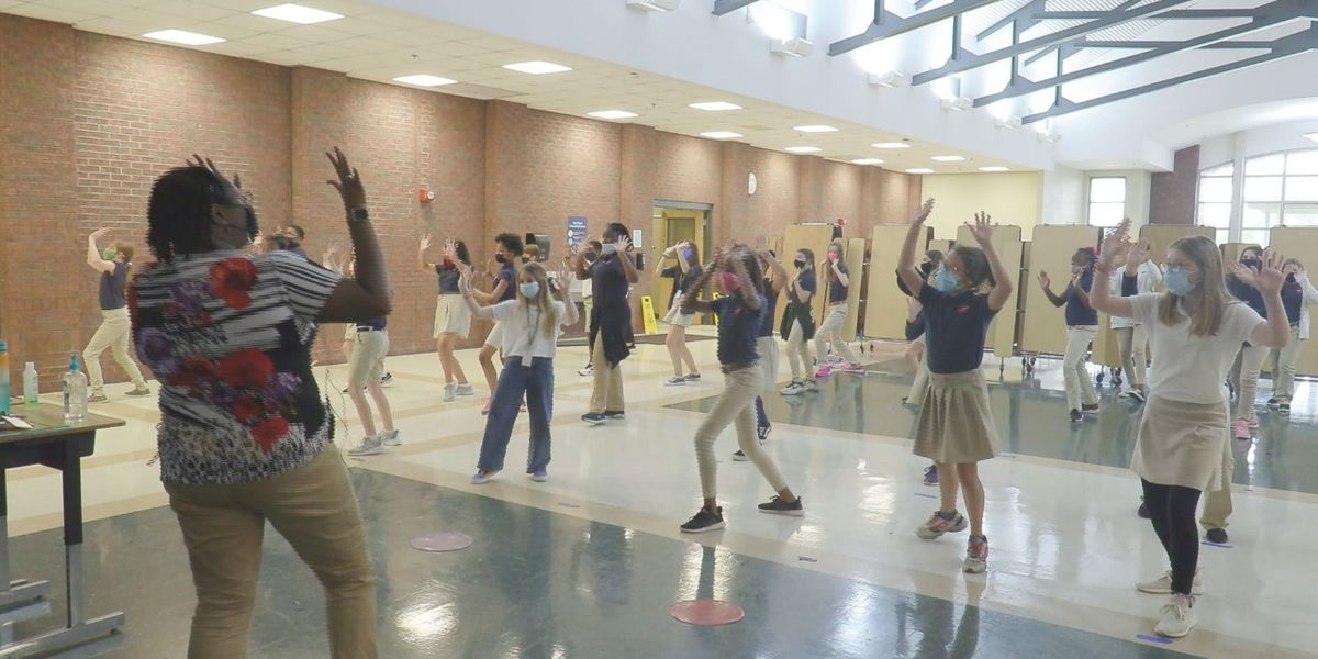 Copper Mill Elementary brings music back to the public