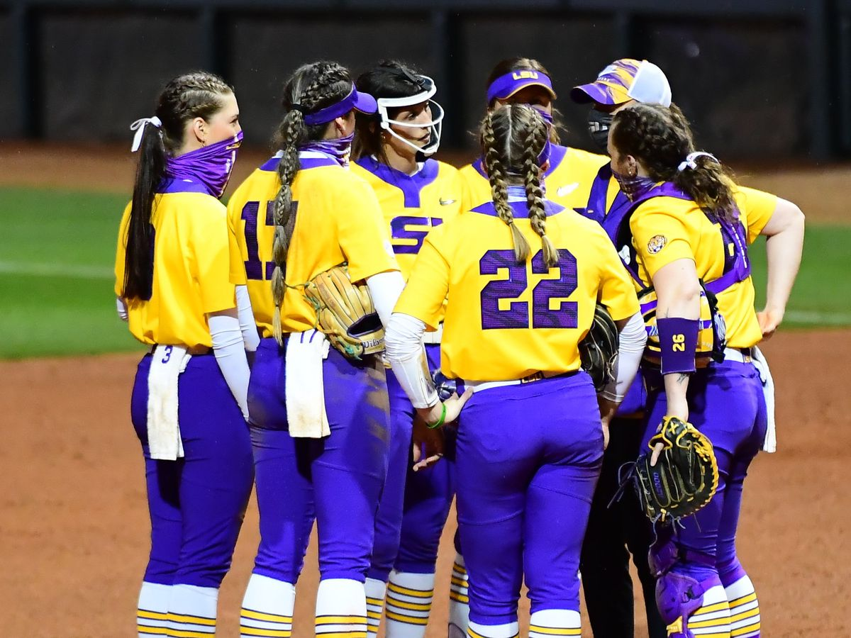No. 13 LSU softball hosts Auburn in final regular season SEC matchup