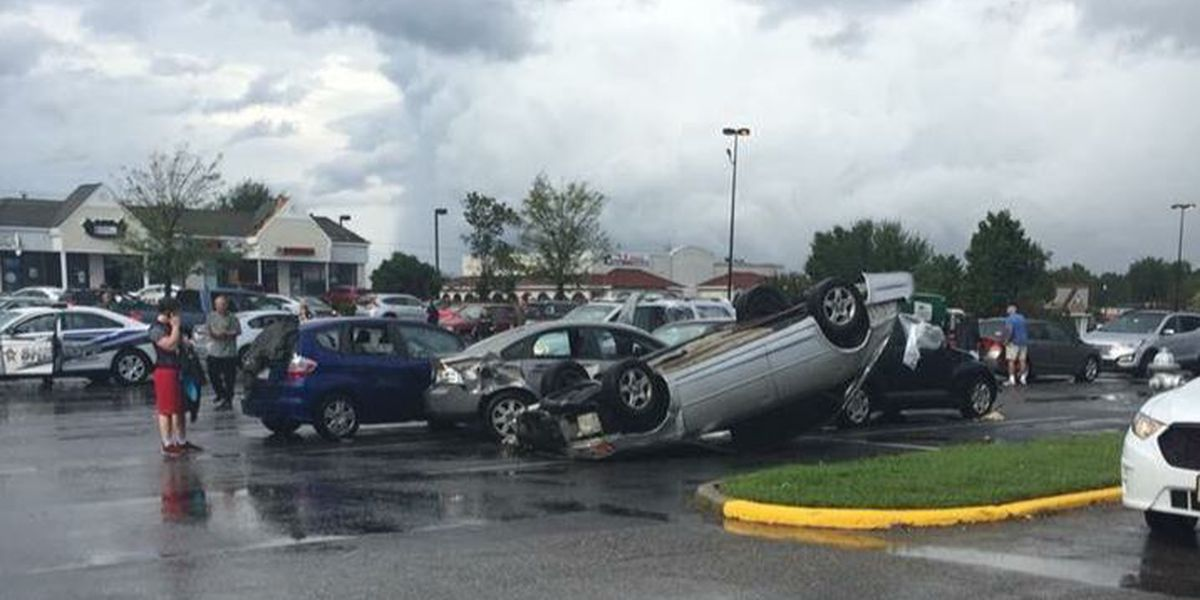 VIDEOS: Tornadoes rip through Central Virginia