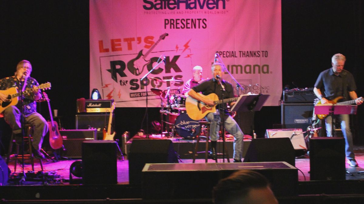 Baton Rouge doctors to play Rock for Spots benefit concert for melanoma