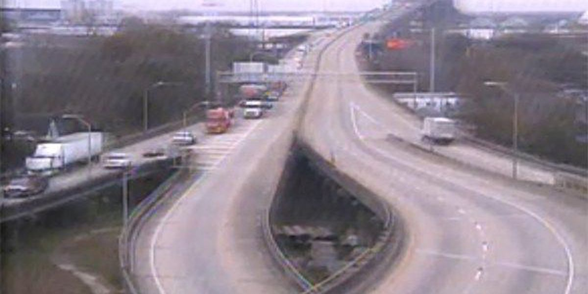 Congestion has returned to normal on I-10, I-110 and I-12 in the Baton Rouge area